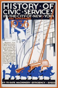 History 1936 2nd Poster