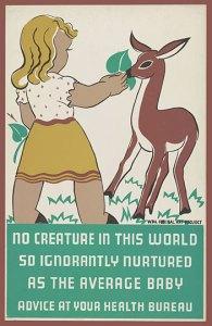No Creature Poster