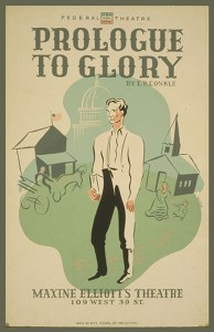 Prologue to Glory Poster