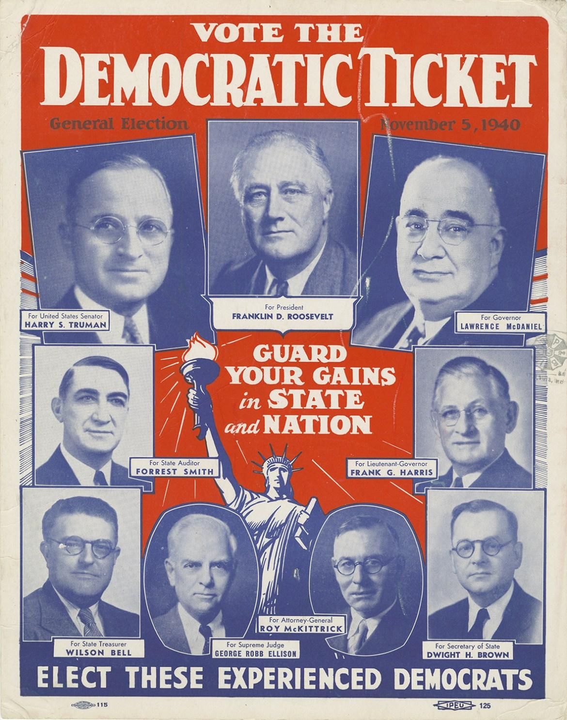 vote-the-democratic-ticket