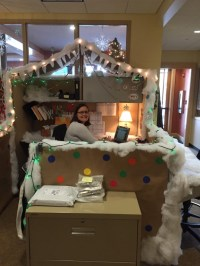 ROOST announces winners of cubicle decorating contest ...