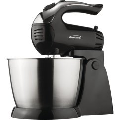 Sm Kitchen Appliances Rugs For Brentwood 5 Speed Stand Mixer With Stainless Steel Bowl