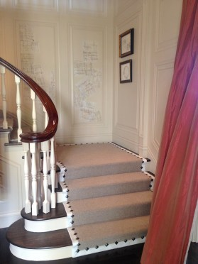 Hallway/ Staircase