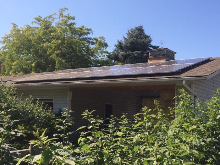 6.5KW Coldstream Rooftop Solar