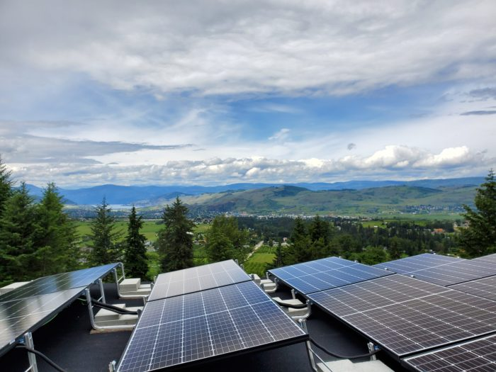 36 panel (11 kW) system in Vernon