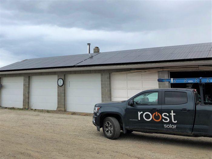 46 panel (14 kW) system in Kelowna