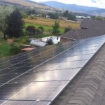 64 panel (20 kW) system in Vernon