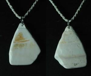 rock necklace
