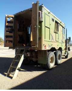 monster truck home