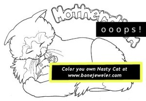 rated r coloring book