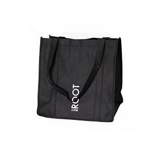 Root Coffee Roasters Shopper Bag (Black)