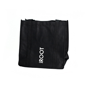 Root Coffee Roasters Shopper Bag (Black)
