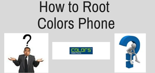 root Colors Phone