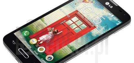 LG Optimus L70 MS323