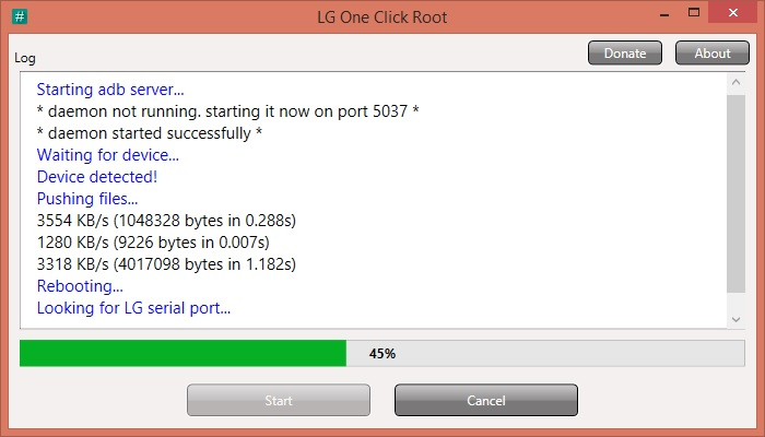 How To Root LG Aristo MS210 - Root Guide