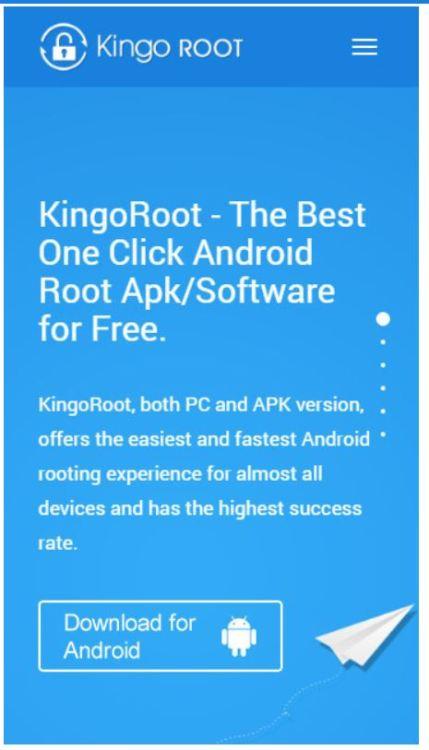 Cara Melakukan Root pada Perangkat Android Anda menggunakan KingoRoot APK tanpa PC