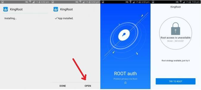 How To Root Uoogou F5
