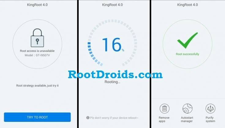 How To Root Nova DE6