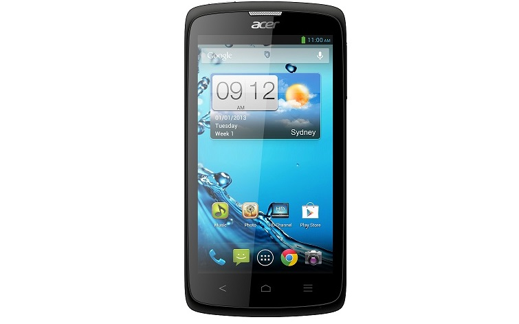How to Root Acer Liquid C1 with Magisk without TWRP