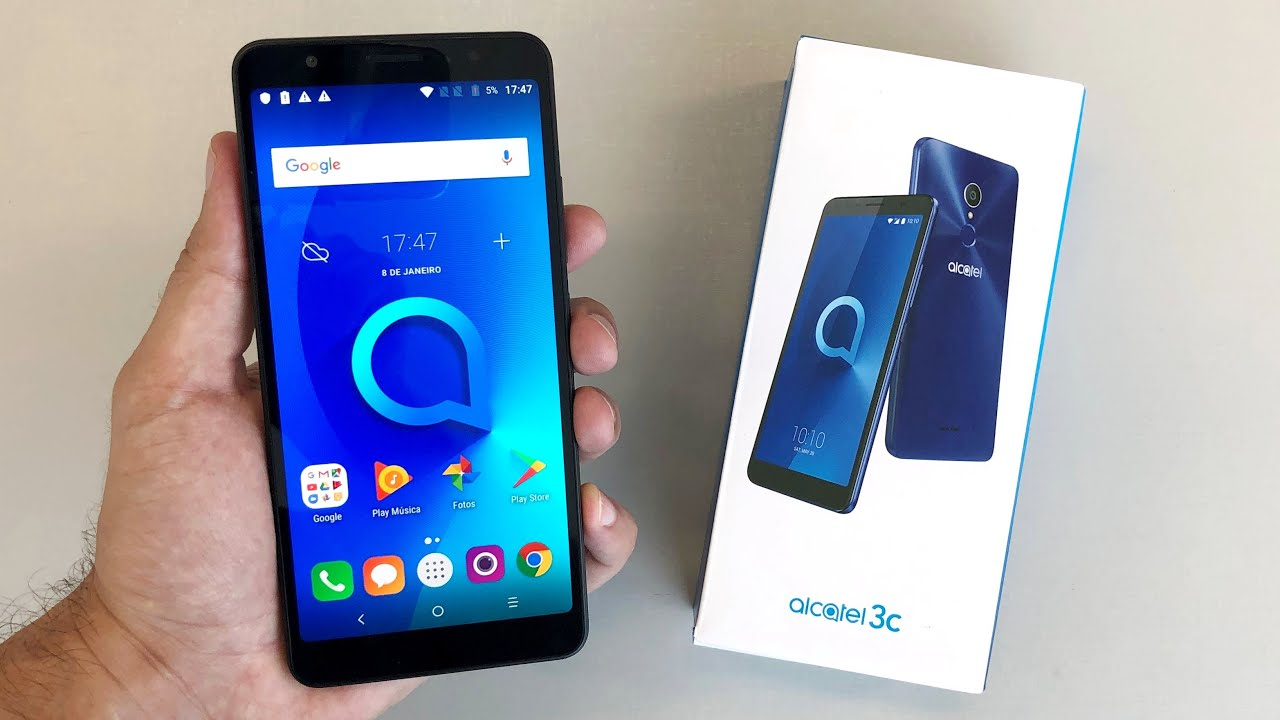 How to Root Alcatel 3c with Magisk without TWRP