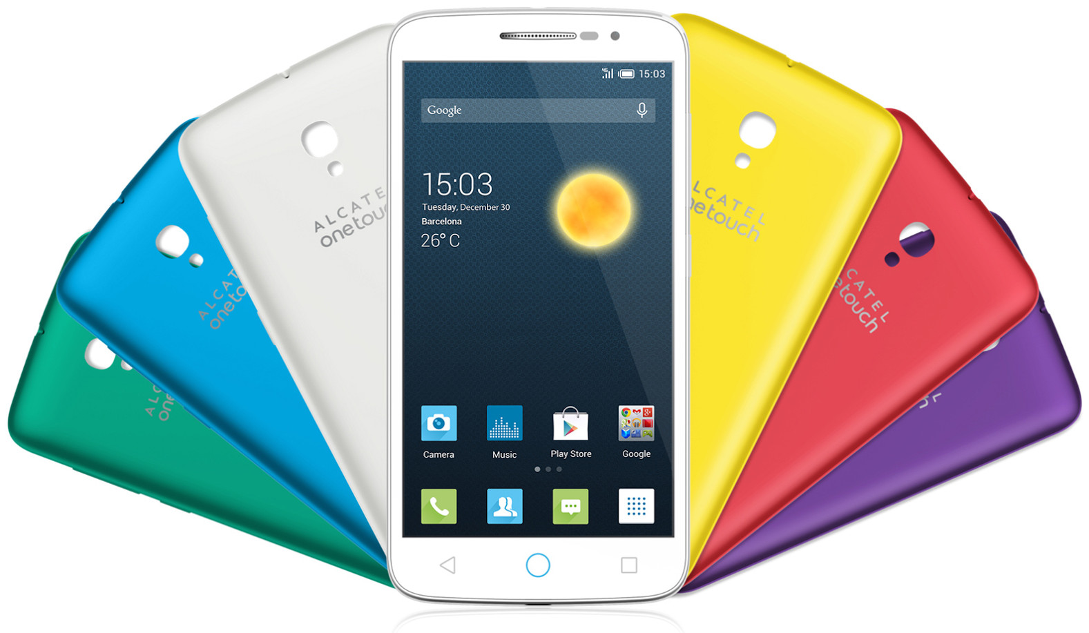 Uninstall Magisk and Unroot your Alcatel Pop 2 (4.5)