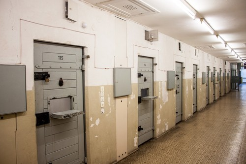 & jail doors - Rooted in Rights