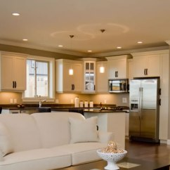 Living Room Layout Tool Leather Couch Benefits Of Recessed Lighting - Installation By Electrical ...