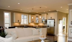 Benefits of recessed lighting  installation by Electrical Contractor