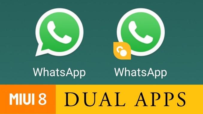 Dual whatapps