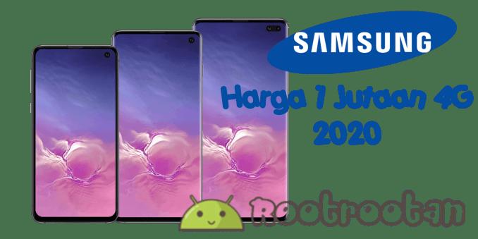 handphone Samsung Harga 1 Jutaan 4G