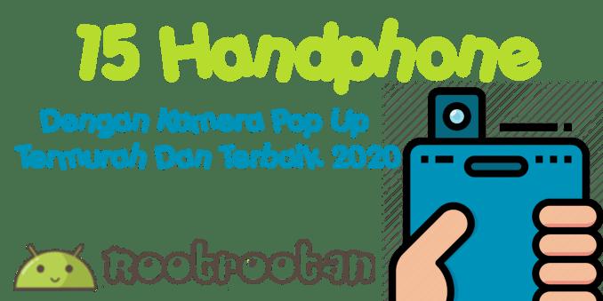 handphone pop up kamera