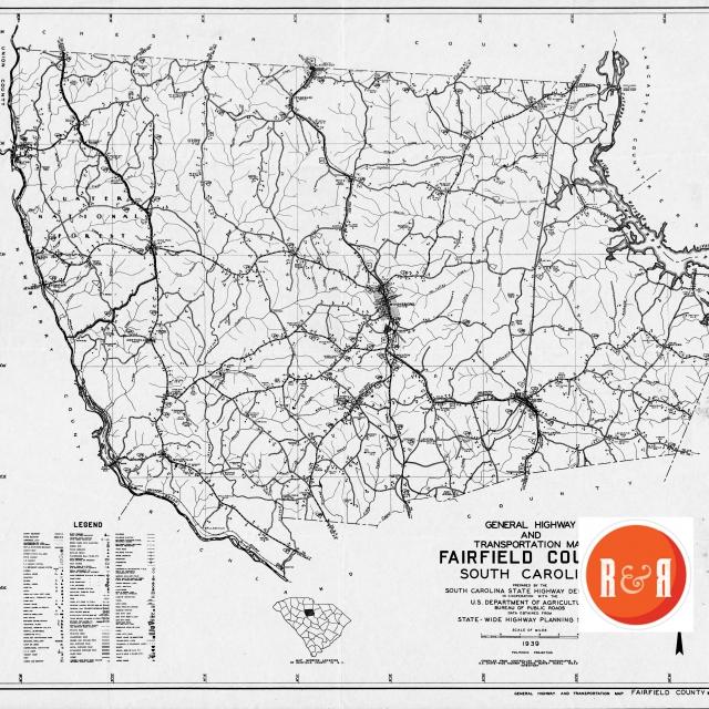 Discover Fairfield County South Carolina