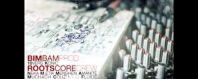 10vers, Konic, Neka & Amanite - C'est la guerre (Bim Bam Prod & Rootscore Crew)