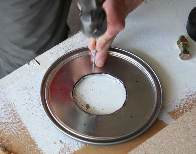 How To Make A Simple Paint Can Rocket Stove Root Simple