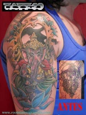 El Tapado Del Tatuaje Roots Tattoo Granada