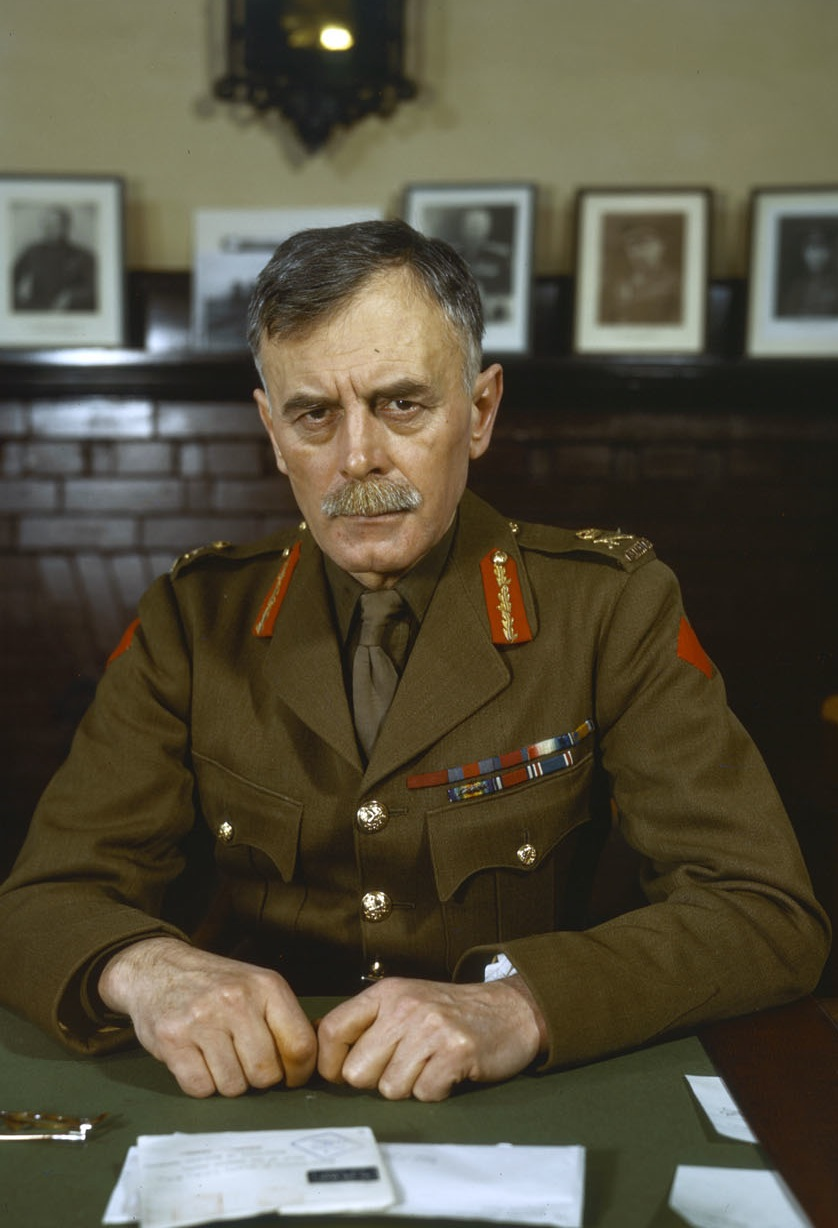General Andrew George Latta McNaughton, February 25, 1887 –  July 11, 1966