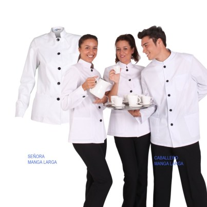 camisa camareros para hosteleria