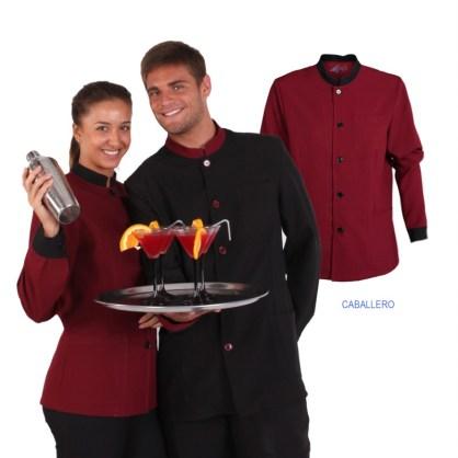 camisa camarero hosteleria