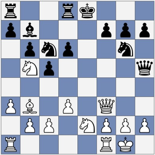 White to move - What is BEST?