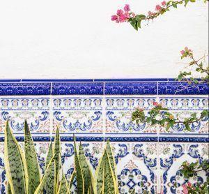 azulejos de cerámica
