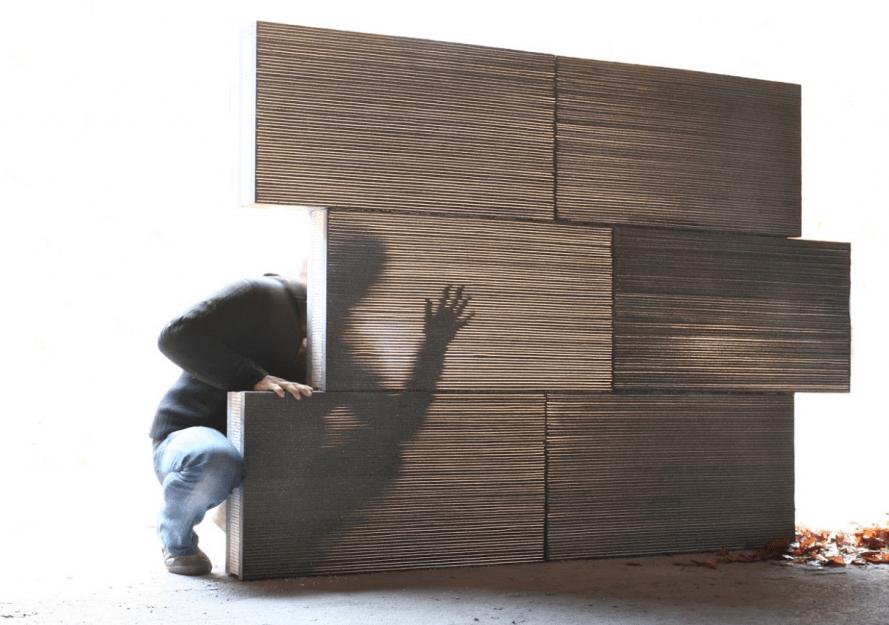 Hormigón translúcido: Nuevo material con fibra óptica
