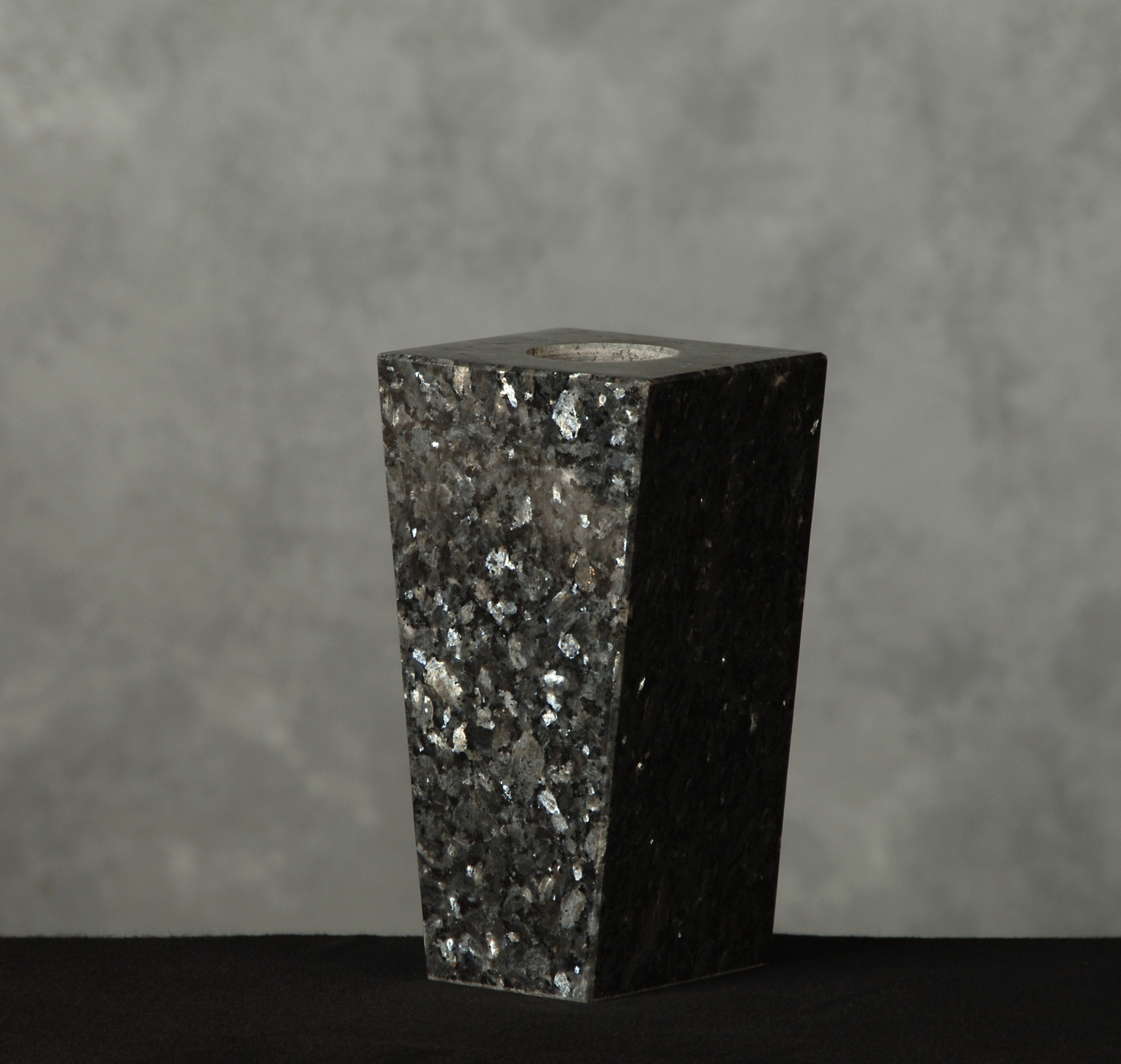 Roquemore Marble And Granite Granite Square Vases