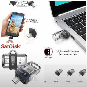 Sandisk 8gb OTG Flash Drive