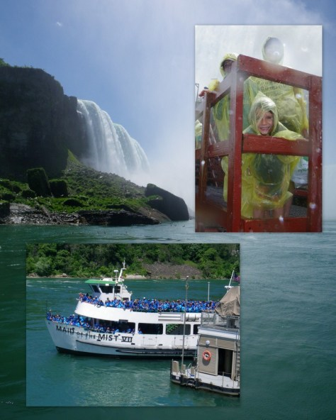 Niagara Maid of Mist