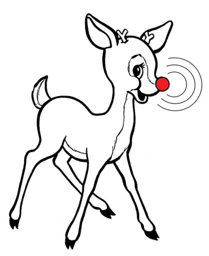 Rudolph's Signature Red Nose Now Linked to Rosacea