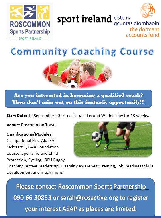 Community Coaching 2017
