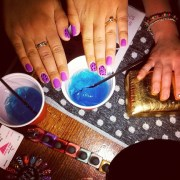 super rad nail sisters - melbourne