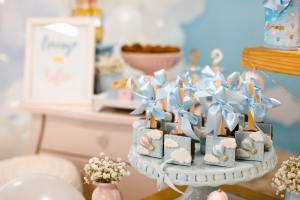 baby shower festa a tema nascita