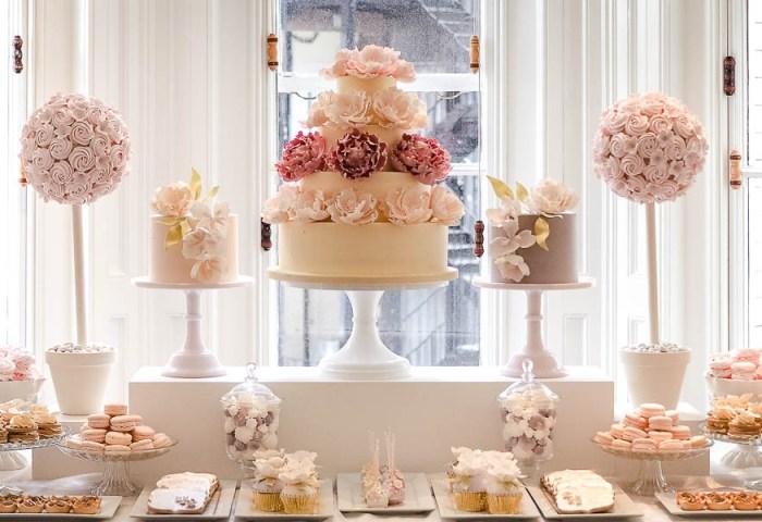 Wedding Cakes In London Rosalind Miller Cakes