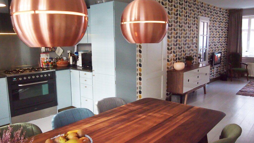 Binnenkijken in Amsterdam West  Bureau RosalisaVilla